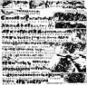 чтение фрагментов надписей на Фолсомском лезвии