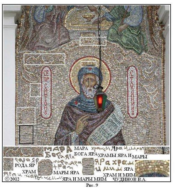 Тайнопись На Русских Иконах Чудинов Книга